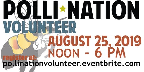 PolliNATION Festival VOLUNTEERS tickets