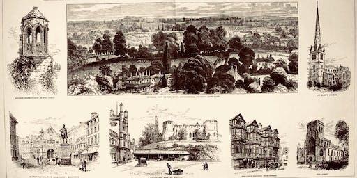 Dr Nigel Baker  The Archaeology of Shrewsbury's Medieval Centre