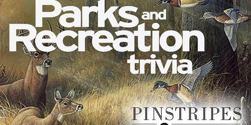 Parks & Rec Trivia at Pinstripes Fort Worth