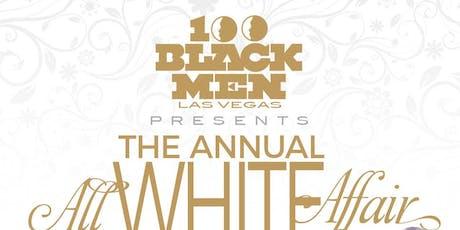 100 Black Men of Las Vegas Presents.. .....The Annual All White Affair tickets