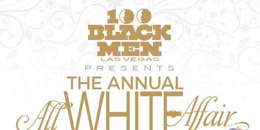 100 Black Men of Las Vegas Presents.. .....The Annual All White Affair