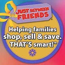Just Between Friends Aurora logo