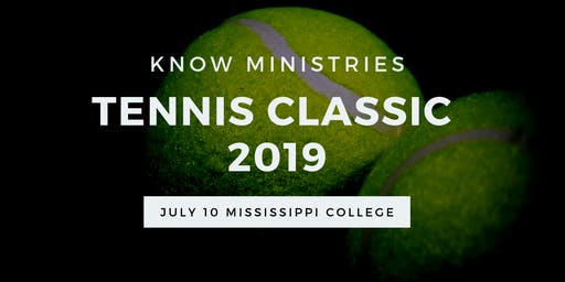 Know Ministries Tennis Classic 2019