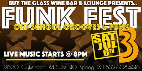 Funk Fest 3 | Old School Grooves & Funk Music LIVE tickets