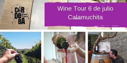 Wine Tour 6 de julio