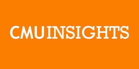 CMU Insights Seminar: Social Media Tools tickets