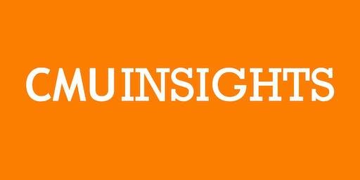 CMU Insights Seminar: Social Media Tools