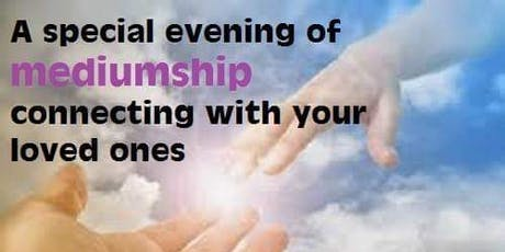 Evening Of Mediumship With Andrea Jackson tickets