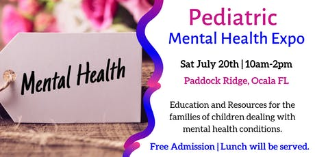 Pediatric Mental Health Expo tickets