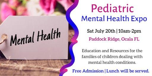 Pediatric Mental Health Expo