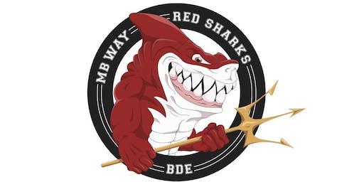Gala MBway organisé par le BDE Redsharks - 26/06/2
