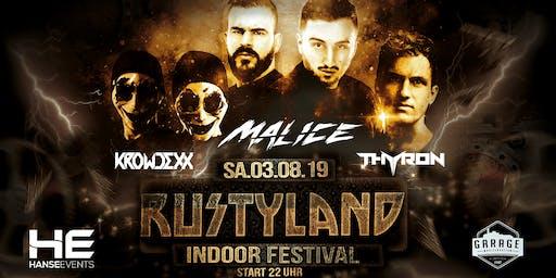 RUSTYLAND INDOOR FESTIVAL - GARAGE LÜNEBURG