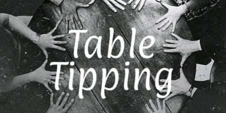 Table Tipping, Gallery, & Psychic Readings with Patricia Pepin tickets