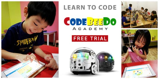 CodeBeeDo Academy - Free  Trial Coding Session(5 to 18 Years Old)