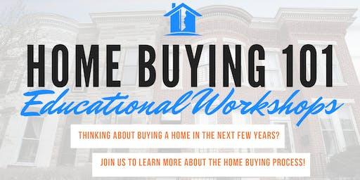 Home Buying 101 Seminar (June 16, 2019)