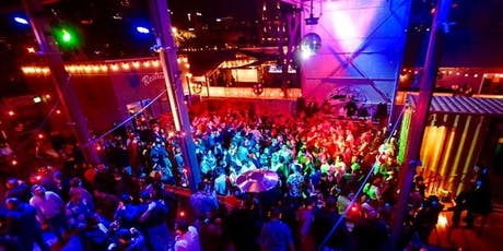 Silent Disco DJ Battle @ The Container Bar (FREE RSVP) tickets