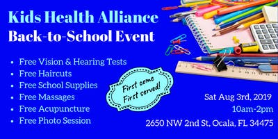 Back-to-School Event