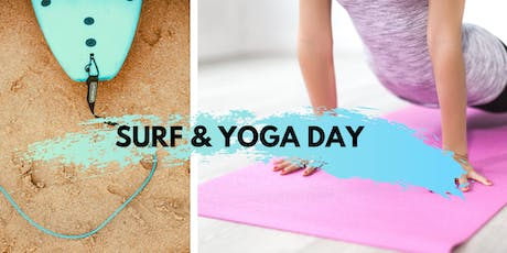 All Female Beginner Surf & Yoga Day in Gower tickets