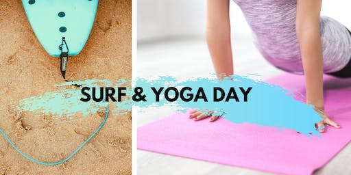 All Female Beginner Surf & Yoga Day in Gower