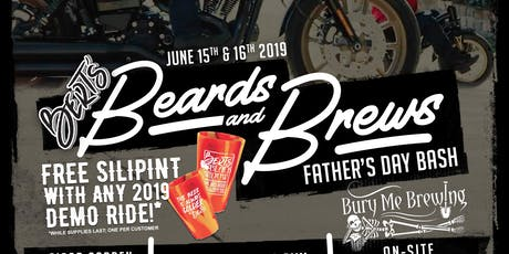 Bert's Beard & Brews - Test Rides tickets