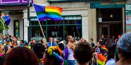 San Francisco Pride Celebration Pub Crawl [Civic Center] tickets