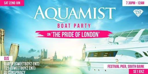 AQUAMIST (Boat Party)