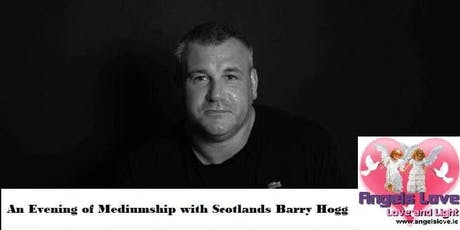 Angels Love Presents: An Evening of Mediumship with Barry Hogg tickets