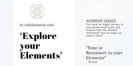Reconnect to your Elements @ Welkin & Meraki tickets