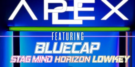 APEX II at Blank Slate [feat. BlueCap] tickets
