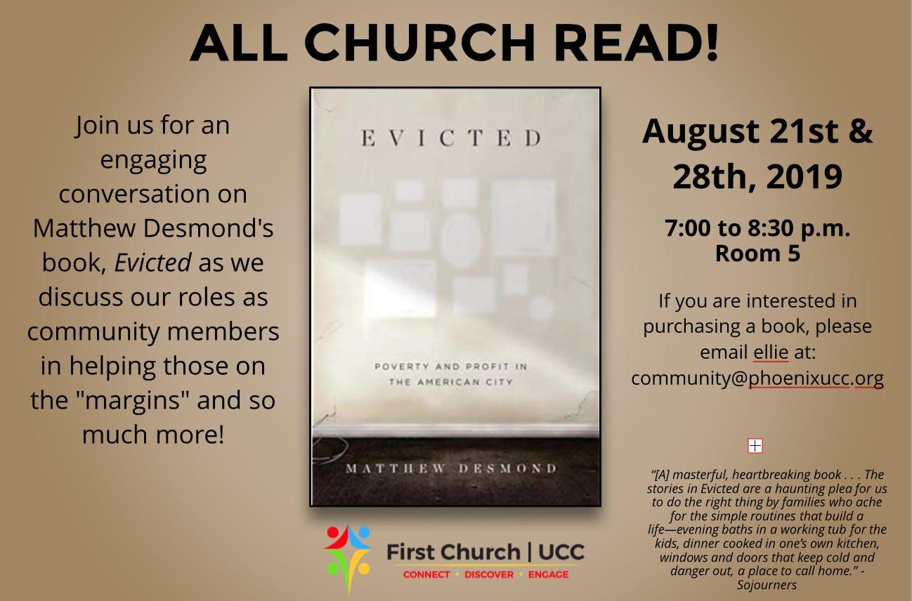 ALL CHURCH READ: