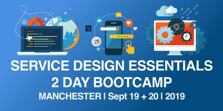 Service Design Essentials Bootcamp tickets