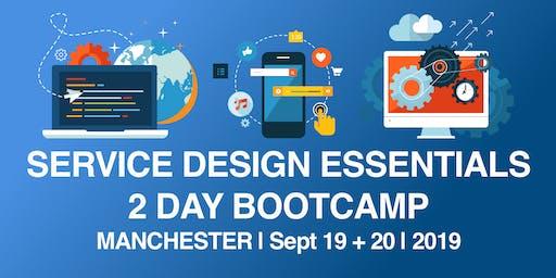 Service Design Essentials Bootcamp