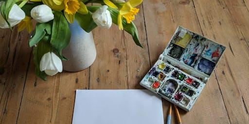 Botanical Watercolour Workshop