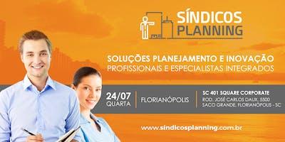WORKSHOP SÍNDICOS PLANNING REGIÃO METROPOLITANA DA GRANDE FLORIANÓPOLIS