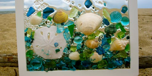 Framed Glass Art Class @ Harvest of Barnstable ~ Falmouth