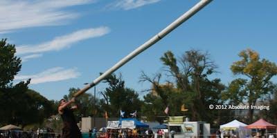 Aztec Highland Games & Celtic Festival Athlete Registration