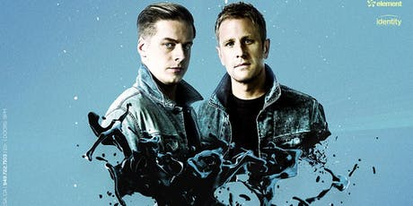 Tritonal at TIME Nightclub Guestlist tickets
