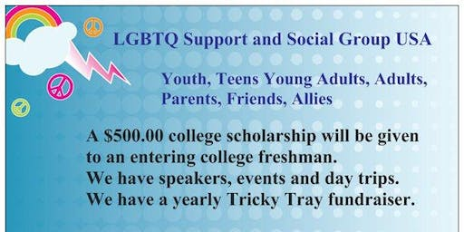 Tricky Tray Sep 28 2019 Friday Sat at Cafe La De Da549 Red Bank NJ