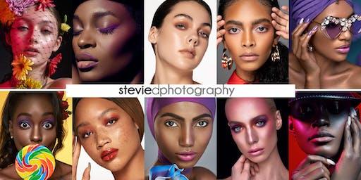 Studio Beauty Lighting w/ Stevie D.