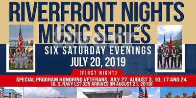 RIVERFRONT NIGHTS MUSIC SERIES