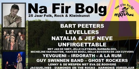 Na Fir Bolg 2019 tickets