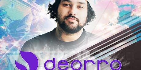 Deorro at TIME Nightclub Guestlist tickets