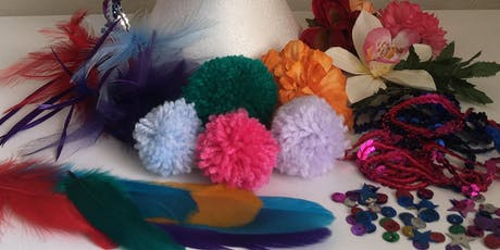 festival inspired headband or crown tickets