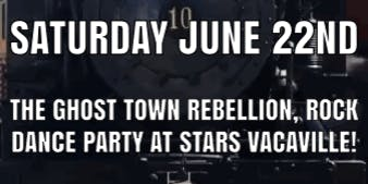 The Ghost Town Rebellion Rock & Roll Dance Party!