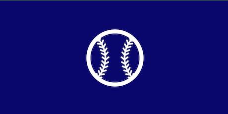 Lil' Sluggers Baseball Camp tickets
