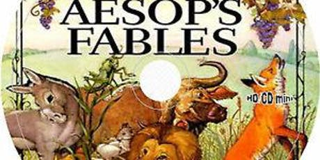 Aesop's (Oh So Slightly) Updated Fables (evening) tickets