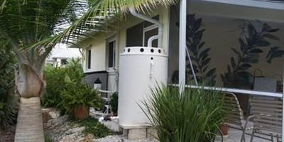 Rain Barrel Workshop & Native Plant Sale