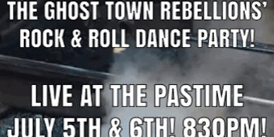 The Ghost Town Rebellions' Rock & Roll Dance Party, Live!