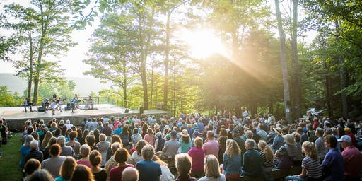 Liv Schaffer's Jacob's Pillow Inside/Out Fundraiser Performance