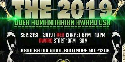 DDEA Humanitaarian Award USA
